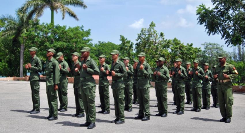 Un disparo en la cabeza acaba con la vida de un joven que pasaba el Servicio Militar Activo en Cuba