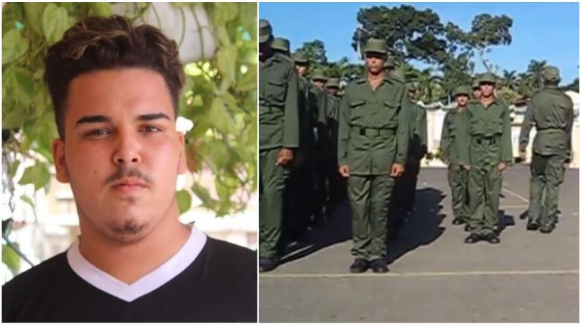 Adolescente cubano se niega a pasar el Servicio Militar en Cuba