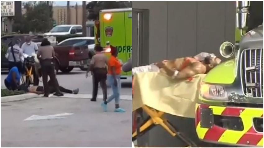 Un hombre es baleado en un Walgreens de Miami tras una discusión en el estacionamiento
