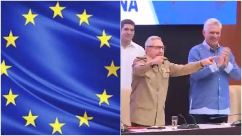 Piden a la Unión Europea considerar suspensión de acuerdo de cooperación con Cuba