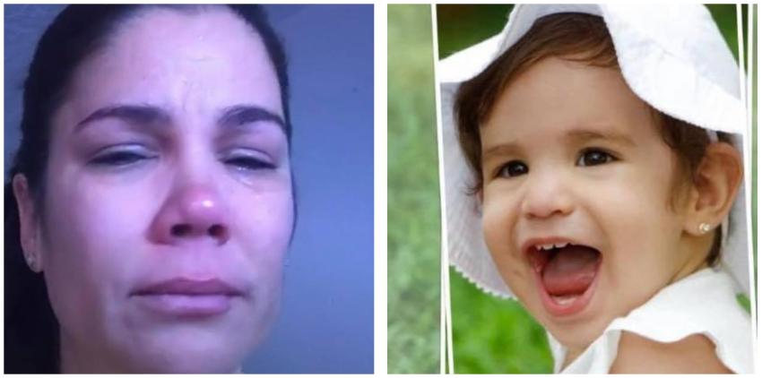 Desgarrador: Madre de la niña cubana Paloma sigue exigiendo justicia a un año de la muerte de la pequeña, a causa de una vacuna
