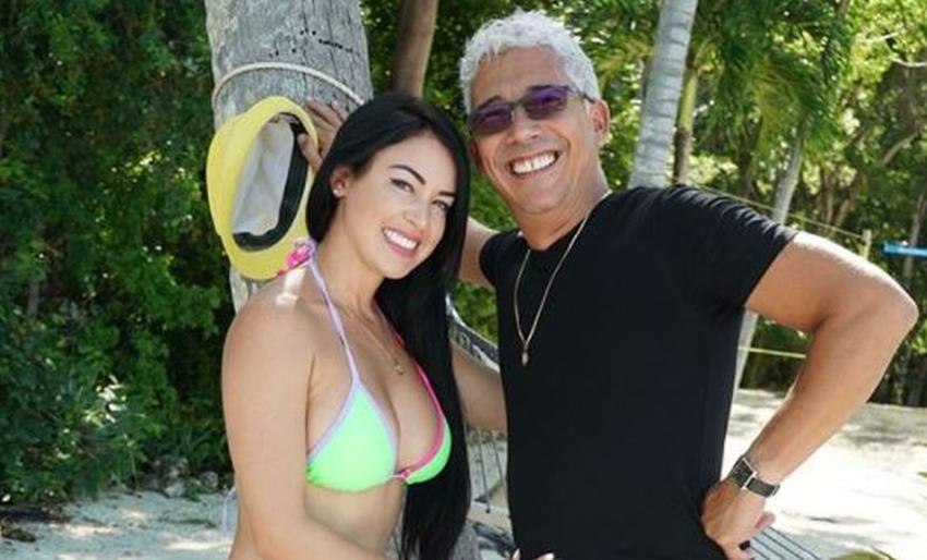 Actor cubano Yubran Luna está de cumpleaños; Imaray le promete darle lo que pida