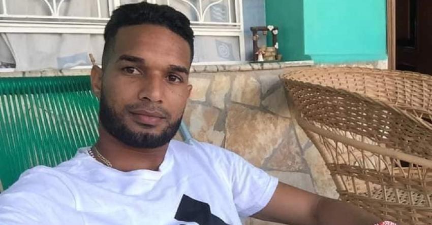 Fallece con tan solo 28 años el futbolista cubano Dayron Blanco, en accidente de tránsito en la Autopista Nacional