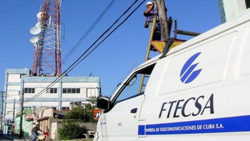 Nota oficial de ETECSA sobre la interrupción de Internet en Cuba