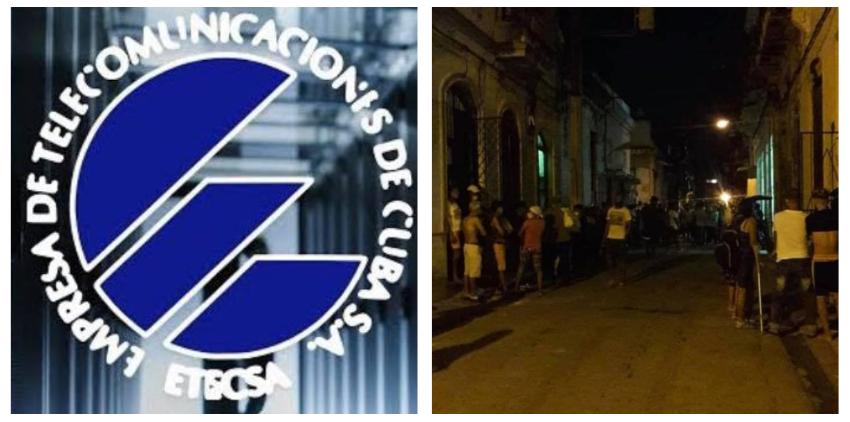 ETECSA cortó el acceso a redes sociales durante una hora, en un intento por silenciar la intervención militar en la sede del Movimiento San Isidro