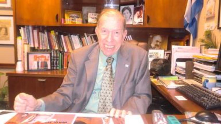 Murió en Miami a los 92 años el reconocido periodista cubano Armando Pérez Roura