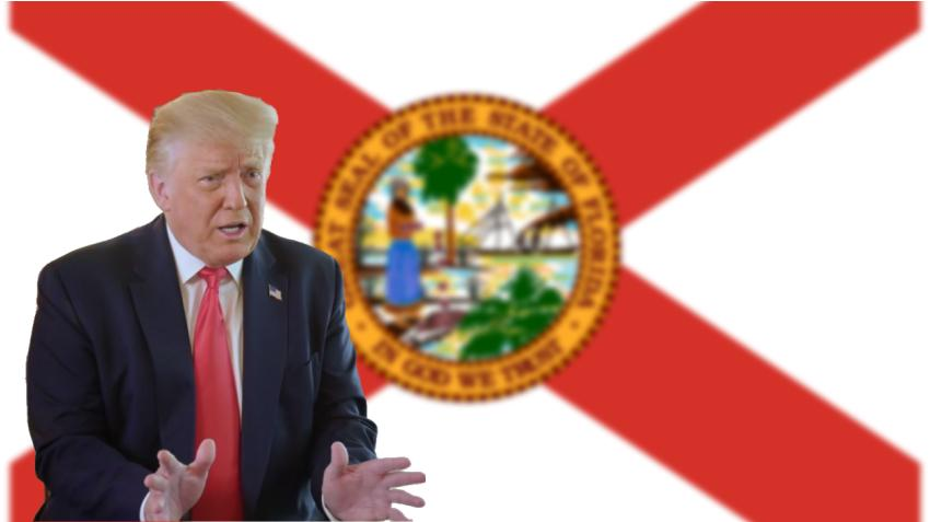 Presidente Trump gana el estado de Florida sumando 29 votos electorales