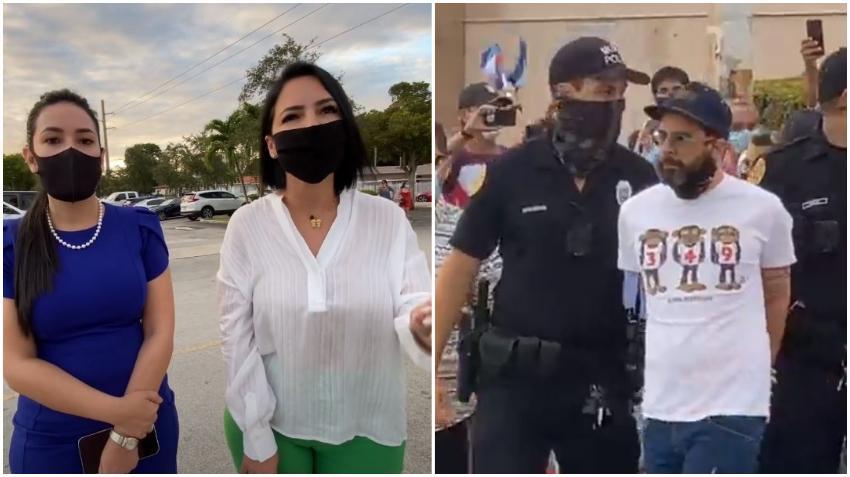 Abogadas de Alexander Otaola aseguran que revisaran con la policía de Miami los errores que llevaron a la detención del presentador cubano