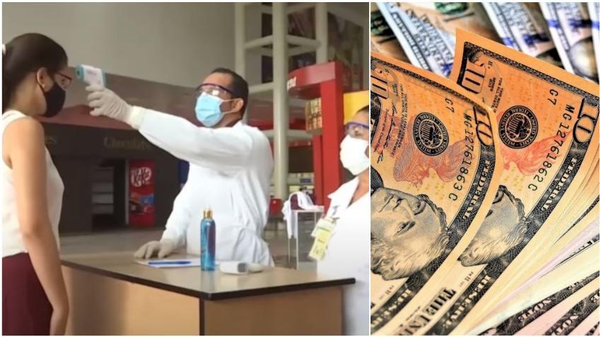 Pasajeros que arriben a Cuba deberán pagar 30 dólares de tasa sanitaria