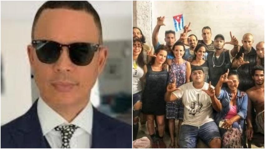 """Humorista cubano Alexis Valdés sobre el Movimiento San Isidro: """"Pido al gobierno de Cuba que no permita que suceda una tragedia con esos chicos"""""""