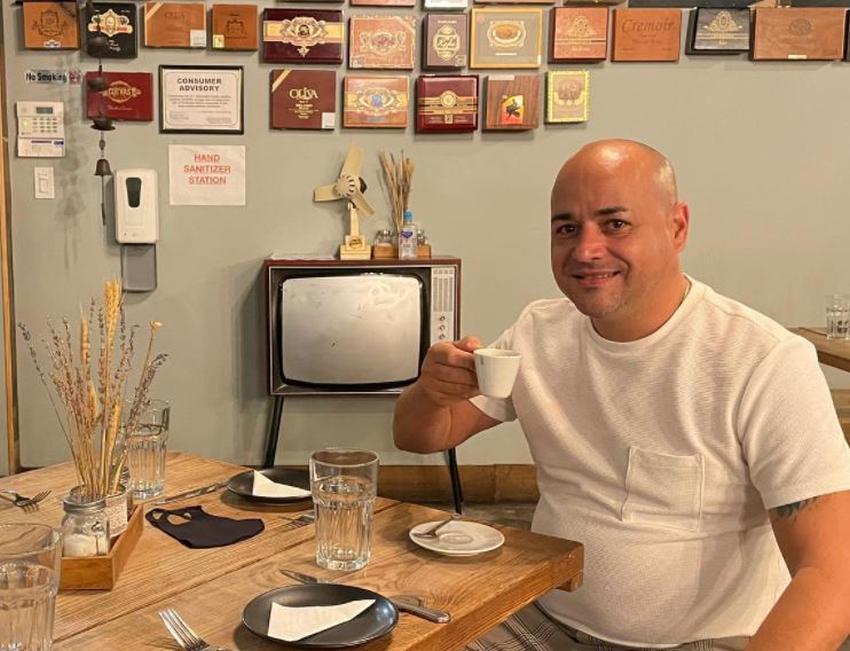 Humorista cubano Andy Vazquez (Facundo) feliz de cumplir un año viviendo en Estados Unidos
