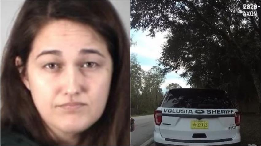 Madre de Florida abandona a su recién nacido afuera de una casa luego que su novio la dejara por otra