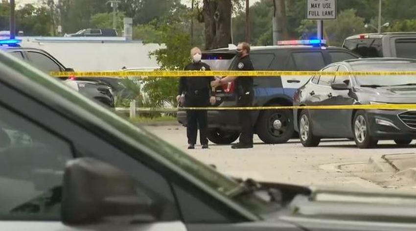 Un hombre de Miami es atropellado por un tren luego de golpear a su novia y huir de la policía