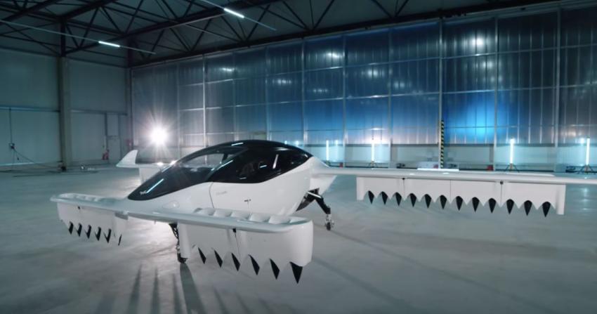 """El primer centro para aeronaves tipo """"auto volador"""" de Estados Unidos se construirá en Florida Central"""