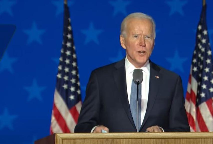 Biden toma la delantera en Georgia a medida que continúa el conteo de boletas por correo