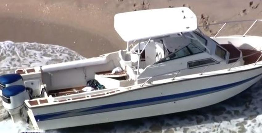 Guardia Costera de los Estados Unidos intercepta lancha con migrantes ilegales cerca de una playa del sur de la Florida