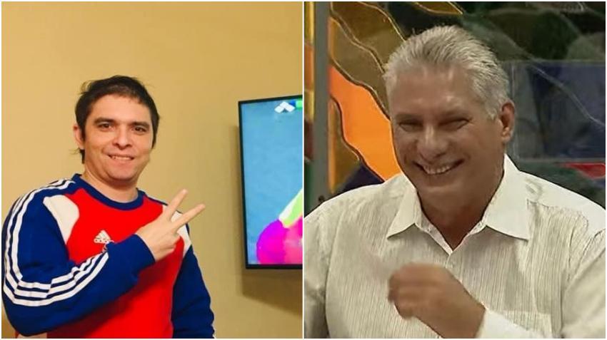"""Ajedrecista cubano Lázaro Bruzón arremete contra Díaz -Canel: """"Si le pasa algo a los jóvenes de San Isidro pagaras por eso"""""""