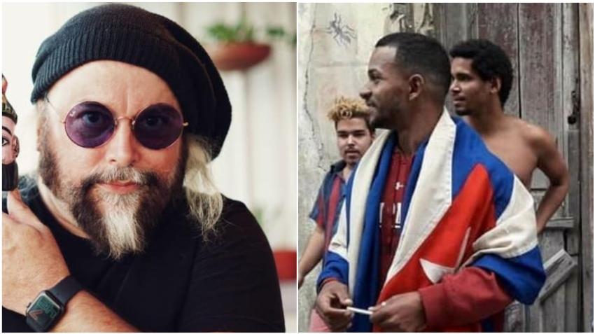 """Carlos Varela defiende a los jóvenes cubanos que se oponen: """"El gobierno sabe muy bien que no son mercenarios"""""""
