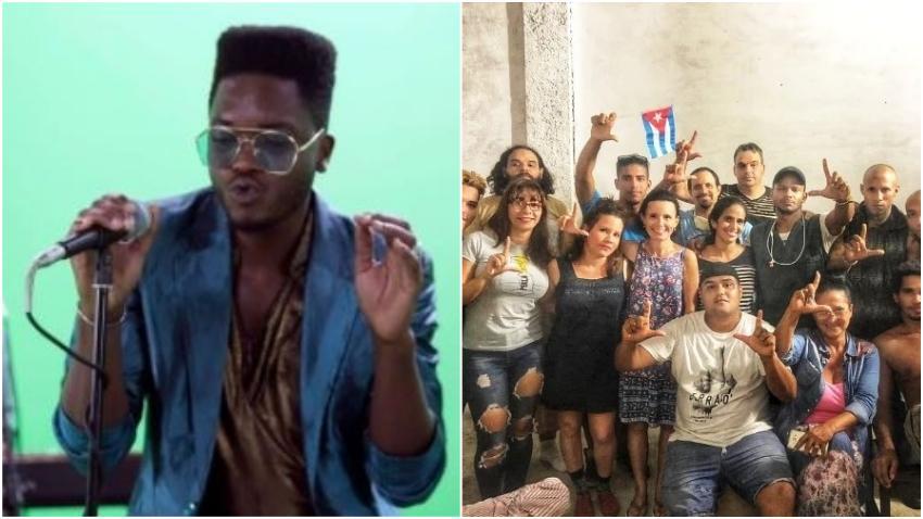 Cimafunk se suma al apoyo al Movimiento San Isidro en Cuba