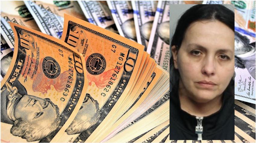 Arrestan a una cubana en Miami acusada de gastar en artículos personales más de 80 mil dólares con la tarjeta de crédito de su jefe