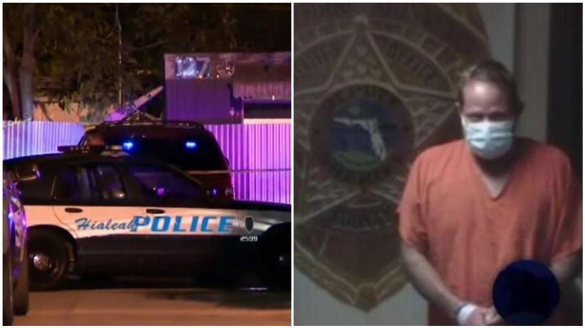 Cubano de Hialeah mata a un amigo de un disparo en la cabeza luego de una discusión por política