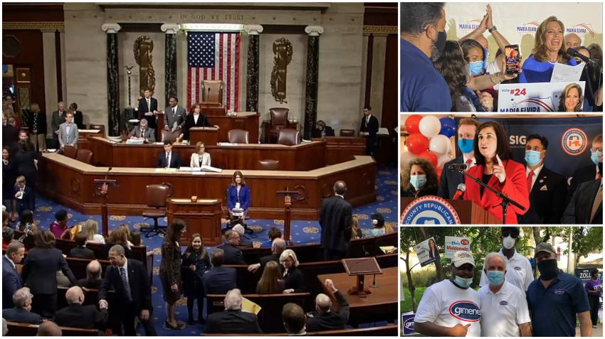 La cifra de cubanoamericanos en el Congreso de Estados Unidos sube a 10