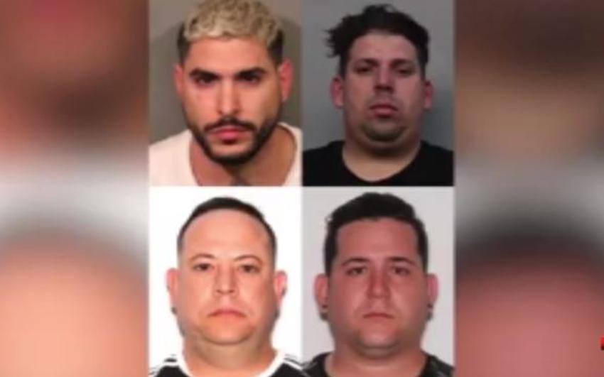 Cuatro hombres de Miami son investigados en California por instalar lectores de tarjetas de crédito en las gasolineras
