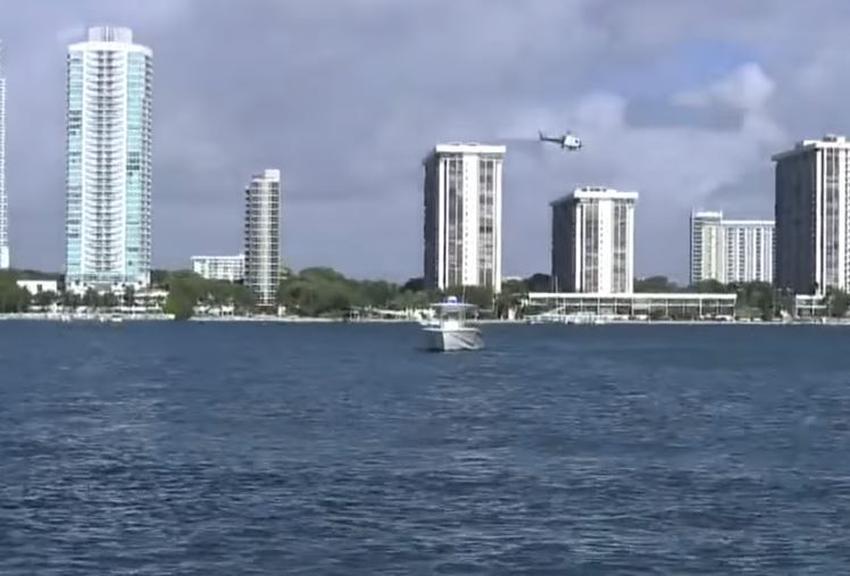 Encuentran el cuerpo de una mujer flotando en la Bahía de Biscayne