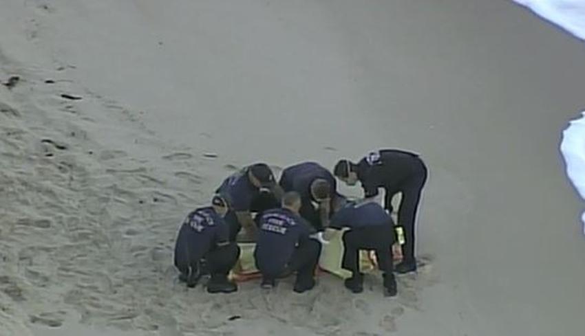 Encuentran el cuerpo de una mujer en la costa en Miami Beach