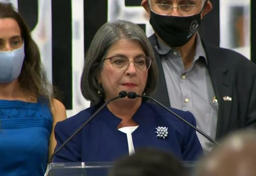 Alcaldesa de Miami Dade, Daniella Levine Cava, da positivo al Covid-19
