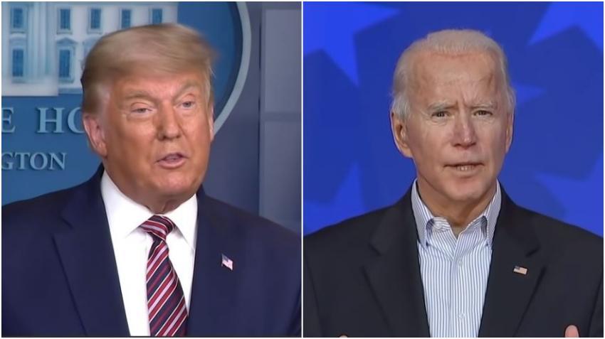 Donald Trump hace oficial que no asistirá a la inauguración del presidente electo Joe Biden