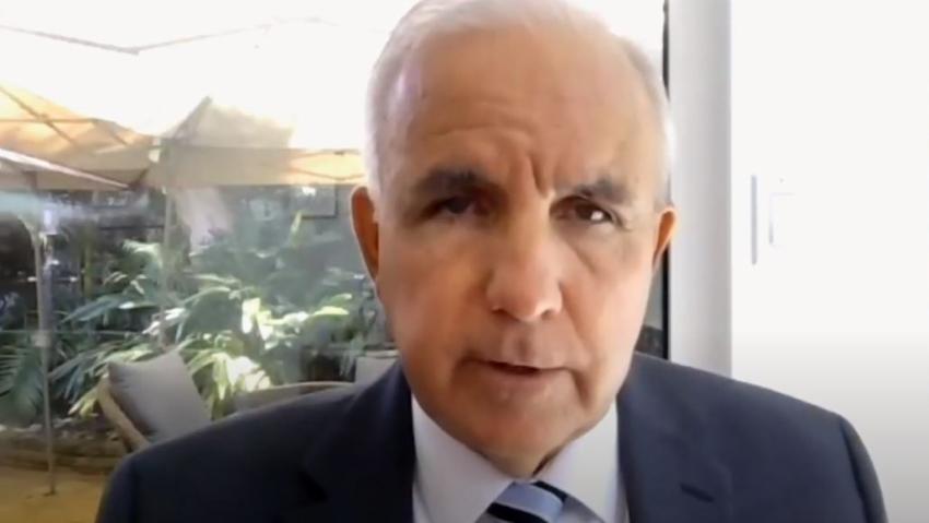 Congresista cubanoamericano de Miami, Carlos Giménez, vota en contra de invocar la Enmienda 25 contra el Presidente Trump