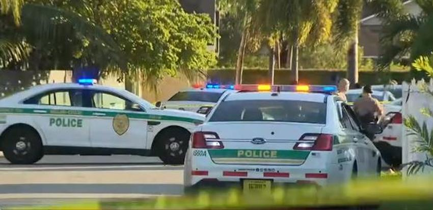 Policía de Miami mata a presunto ladrón en la casa de su hijo en el suroeste de Miami Dade tras recibir una llamada de emergencia