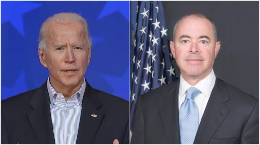Joe Biden selecciona al cubano Alejandro Mayorkas como su Secretario de Seguridad Nacional