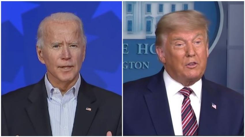 "Joe Biden califica como ""vergüenza"" que Donald Trump no acepte la derrota"