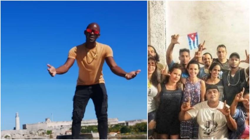 Reguetonero cubano La Crema apoya al Movimiento San Isidro con un nuevo tema