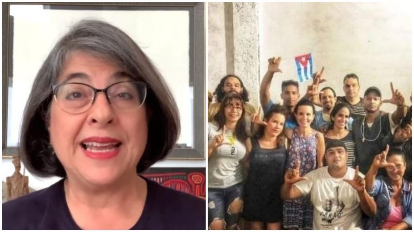 Alcaldesa de Miami Dade envía mensaje de apoyo al Movimiento San Isidro