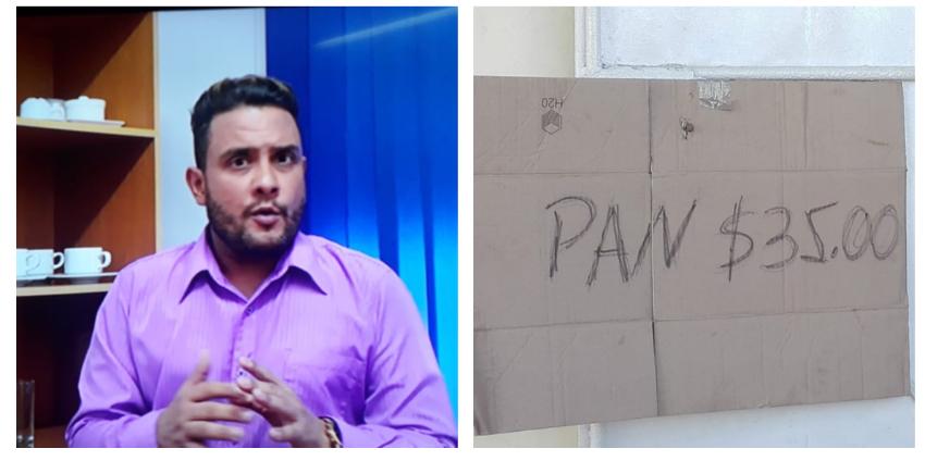 Locutor cubano se queja del precio del pan que venden los cuentapropistas, y el pueblo le contesta