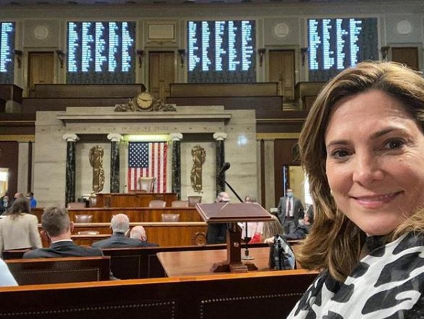 Congresista cubanoamericana María Elvira Salazar formará parte del importante Comité de Relaciones Exteriores del Congreso