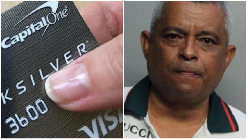 Cubano de Hialeah es arrestado por fraude con tarjetas de crédito