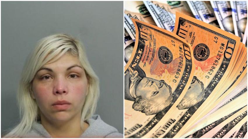Mujer de Miami es acusada de robar miles de dólares de una compañía en el Doral