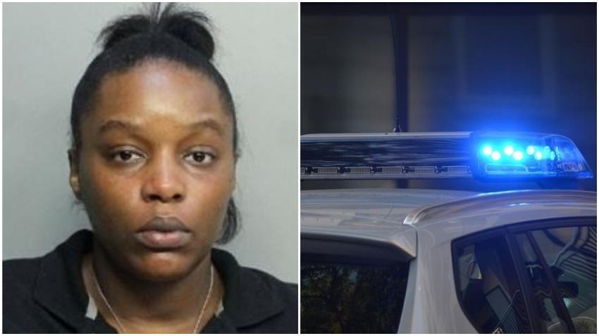 Madre de Miami es arrestada tras la muerte de su niño de 1 año