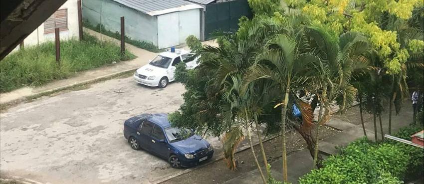 Oleada represiva en La Habana, detienen a dos activistas del CIR