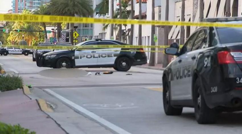 Encuentran a una mujer asesinada en un apartamento en Miami Beach