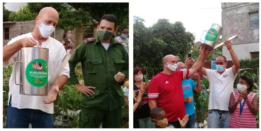 """Regaderas para los vecinos """"destacados"""" en los barrios de La Habana, la nueva iniciativa del ex espía Gerardo Hernández"""