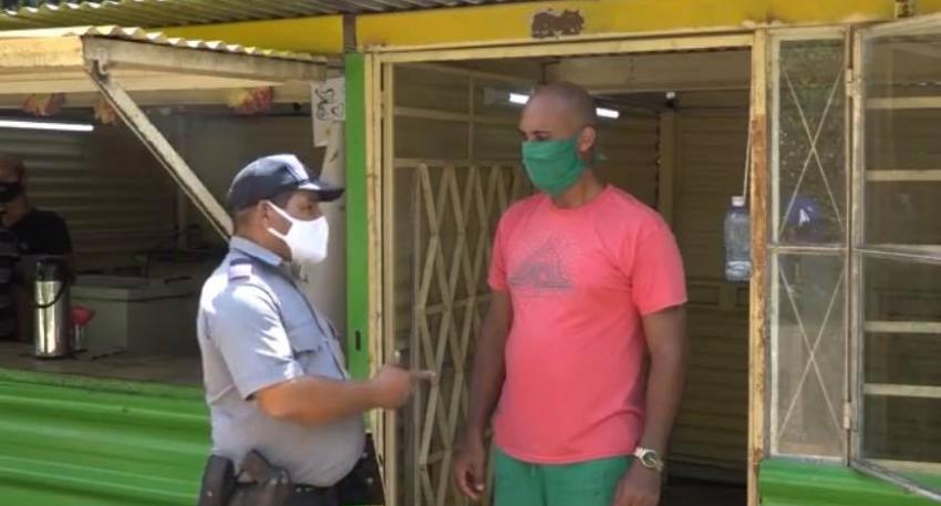 Arrestaron a un grupo de individuos que se dedicaban a robar en negocios particulares en Alamar, La Habana