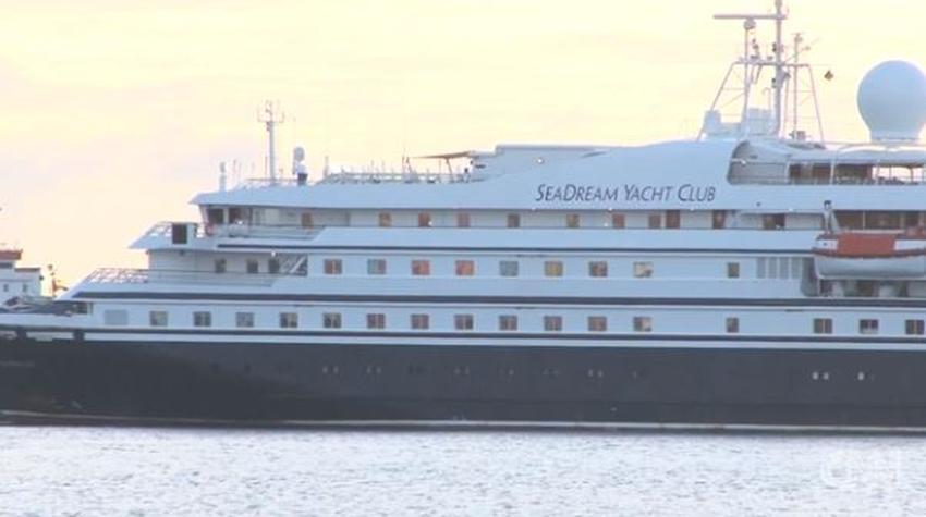 Siete pasajeros dan positivo al COVID-19 en el primer crucero por el Caribe desde el inicio de la pandemia