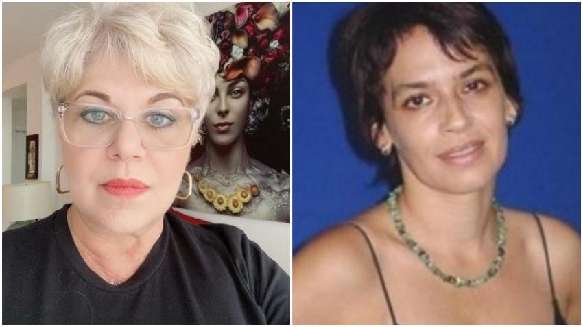 """Actriz cubana Susana Pérez sobre la muerte de Broselianda: """"Fui notando en las cosas que publicaba que no estaba del todo bien"""""""