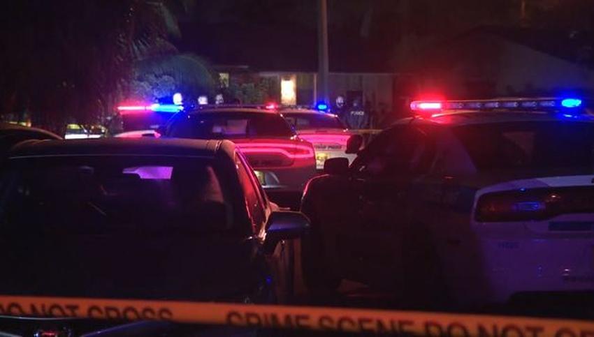 Irrumpen a tiros en una fiesta familiar en una vivienda en el suroeste de Miami Dade; se reportan tres heridos