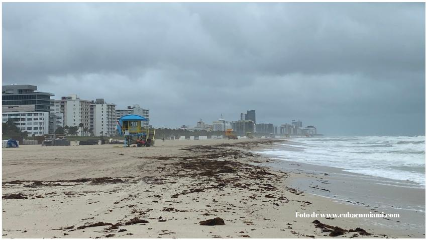 Área de baja presión podría convertirse en la primera tormenta de la temporada: tormenta subtropical Ana